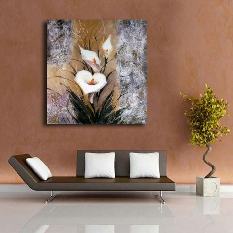 Ruang Tamu Yang Paling Terkenal Lukisan Abstrak Seni Lukisan Dinding For Ide-ide Dekorasi Rumah Cetak Di Atas Kanvas Lukisan Cat Minyak-Internasional 2
