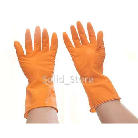 YOUNG YOUNG Latex Gloves IL SARUNG TANGAN DCOLOR 7 5INCH Karet Rubber Pink. Source ·