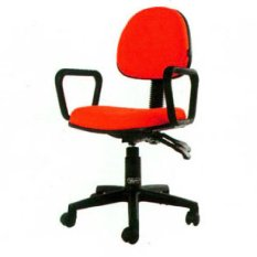 Savello Office Chair Regza GT1 - Merah