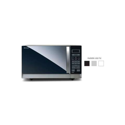 SHARP R-728 (W)-IN Microwave Oven - White [25 L