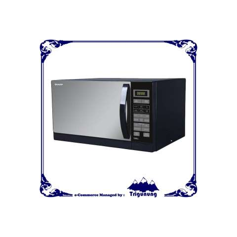 Microwave Sharp R 728w In ..