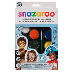 Snazaroo Face Body Painting Kit (Boy) Cat Lukis Wajah