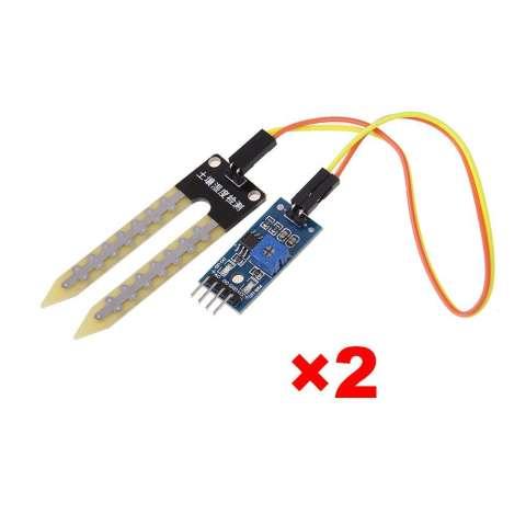 Sensor Deteksi Karton Pak Tanah Hygrometer Modul Arduino With DuPont & #45; Internasional 1