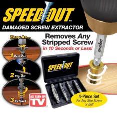 Speed Out Screw-Pembuka Baut Yang Rusak
