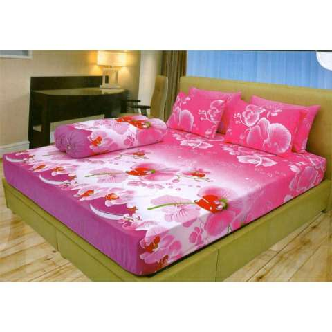 Sprei Lady Rose Disperse 180 - Orchid