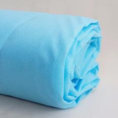 Spunbond Polos Warna Biru Stabilo 2 Meter