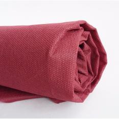 Spunbond Polos Warna Merah Marun 2 Meter