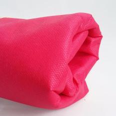 Spunbond Polos Warna Pink Tua - 2 Meter