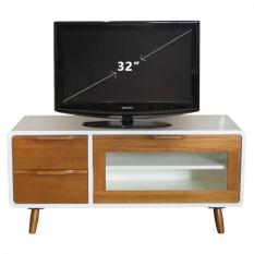 ST-TV 900 - Putih kombinasi coklat