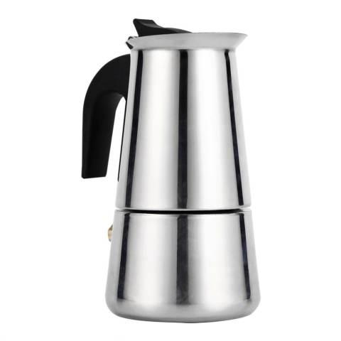 ... cup Aluminum Stovetop Coffee Maker Percolator. Source · Home; Stainless Steel Percolator Moka Pot Espresso Pembuat Kopi Kompor Rumah Kantor (100 Ml