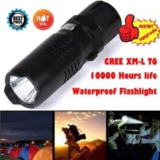 Super Bright X800 Tactical Mini Flashlight LED Military Torch G700 Shadowhawk - intl