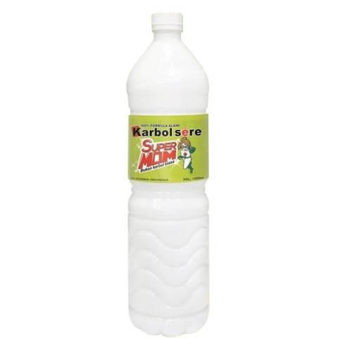 Super Mom Karbol Sereh SuperMom - Karbol Alami Asli Sereh (Serai / Lemon Grass )