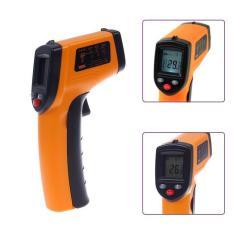 Termometer Digital Inframerah 50-550 Celcius