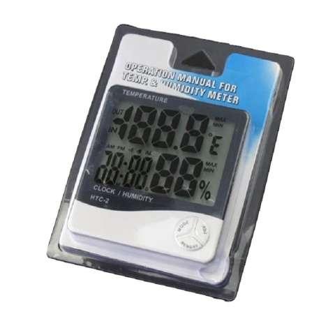 ... Kelembaban Memantau Hygrometer Source · Jual Termometer Suhu Ruangan Digital HTC 2 Hygrometer Jam Source Termometer HTC 1 Alat Pengukur