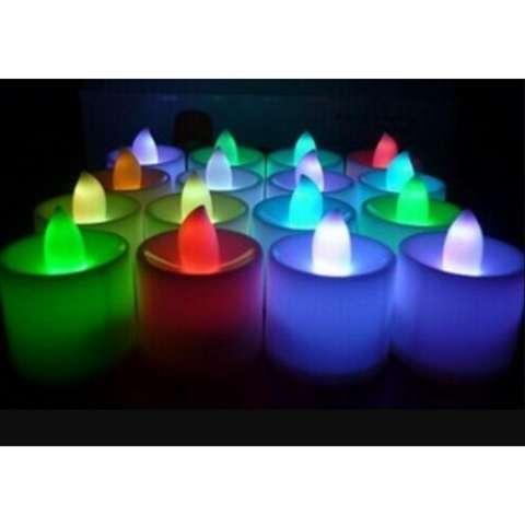 TOKO49 - Lampu Lilin Elektrik LED 1