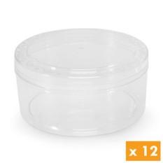 Toples Plastik Kue Kering Delice (12 pcs)