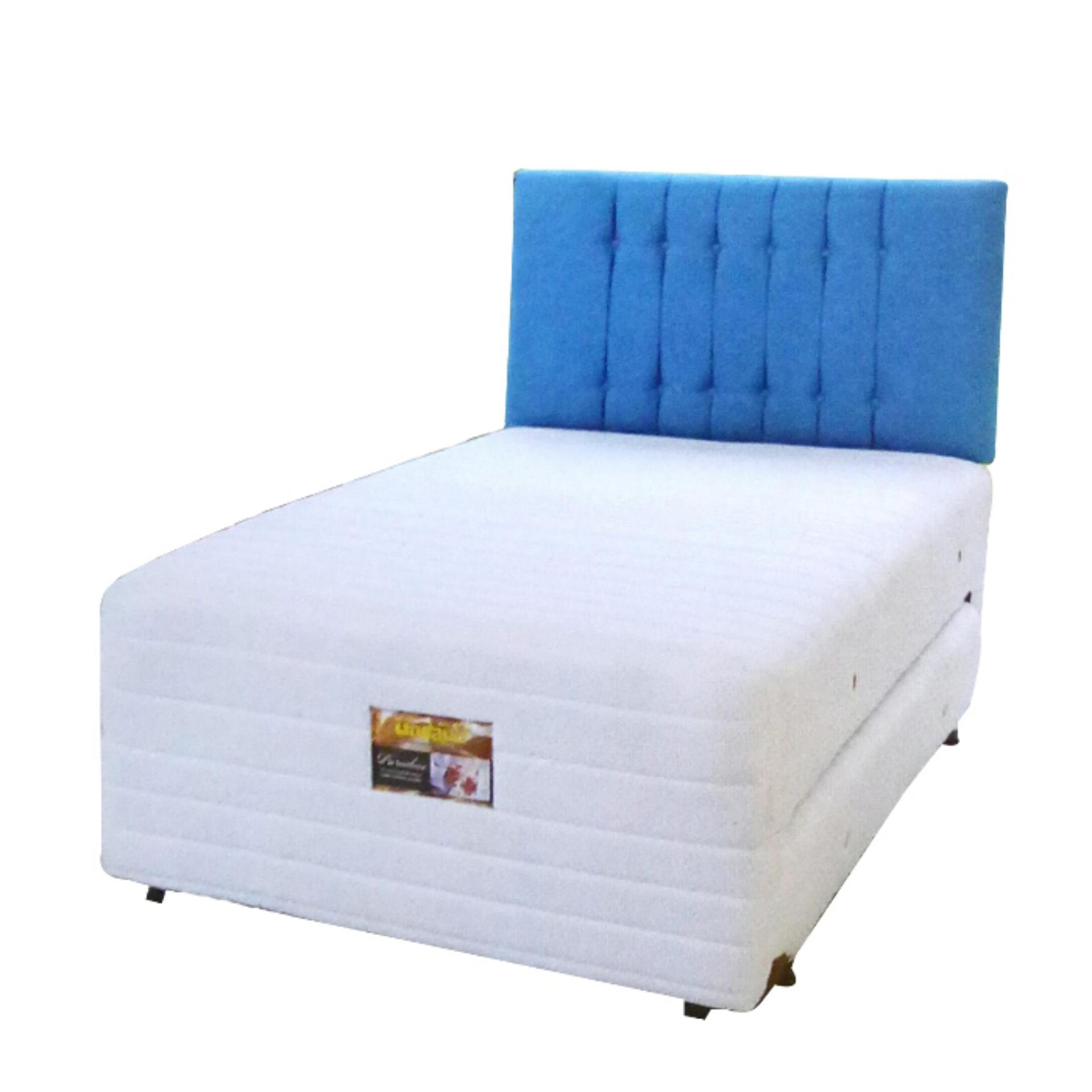 Penawaran Central Spring Bed Deluxe 2 In 1 Florida Komplit Set Kasur Uniland Paradise Single Pillowtop Sofia 90x200 Tanpa Divan Sandaran Jadebotabek Only Jabodetabek 2in1 Spectra Suede