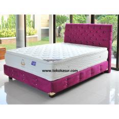 Uniland Platinum Double Pillowtop Violetta 100x200 Komplit Set