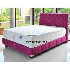 Uniland Platinum Double Pillowtop Violetta 90x200 Komplit Set
