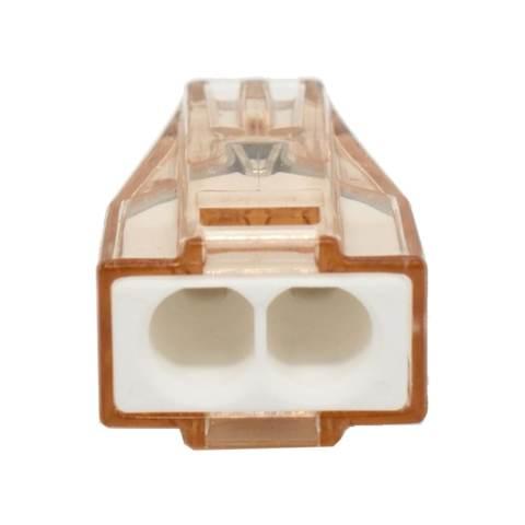 Wago 773-602 (25) 773-604 (25) 773-606 (25) mendorong Kawat Dinding Bermacam-macam Kacang Pack-Intl 2