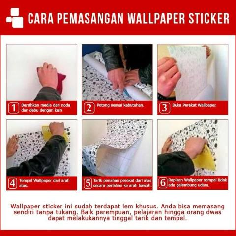 Wallpaper Sticker Dinding Krem Bunga Mawar Ungu Batik Emas Cantik Elegan Modern 1