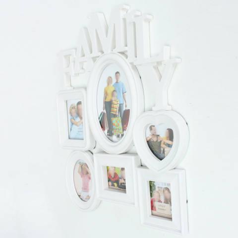 Keluarga yang hangat dan bingkai foto hiasan dinding gambar Display dudukan rumah dekorasi kamar - ต่าง ประเทศ 1