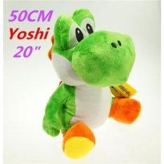 50cm Yoshi Plush Toy Doll Big Size Giant Yoshi Super Mario Bros Yoshi 20