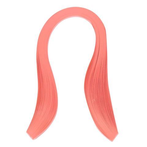 Duoqiao 600 Stripes DIY Quilling Paper 3mm Lebar Murni Warna Kertas Origami Kerajinan Tangan (fluorescent pink)-Intl(Not Specified) 2