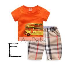 Ann Bebie 2 E - Stelan Anak Laki-Laki