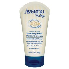 Aveeno Baby Soothing Relief Cream 140g