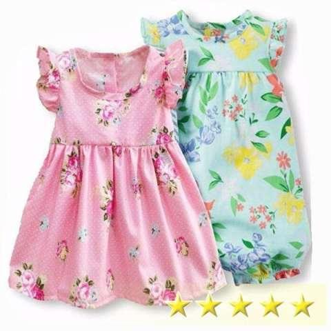Baby Dress Cutettrik Buterfly Dress Bayi Cutetrik Kupu-Kupu 2