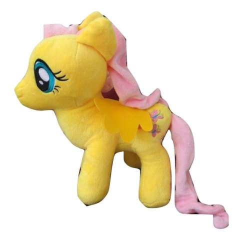 Boneka Kuda Poni My Little Pony Karakter High Quality (Pilih Sesuai Warna  di dropdown warna d8f5cccaf4