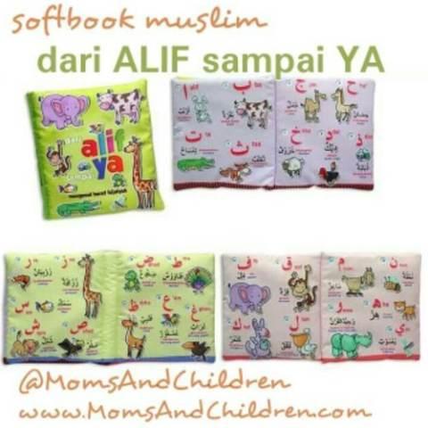 BukuKainku - Buku Kain Dari Alif Sampai Ya. Category : Mainan Anak ...