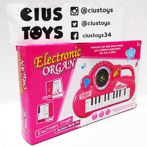 BUTTERFLY - Mainan Anak Musik Piano Murah ELECTRONIC ORGAN