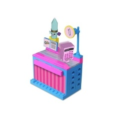 Checkout Lane Shopkins Kin'struckins Mini Pack Buildable Playset-HOT TOYS!-Intl