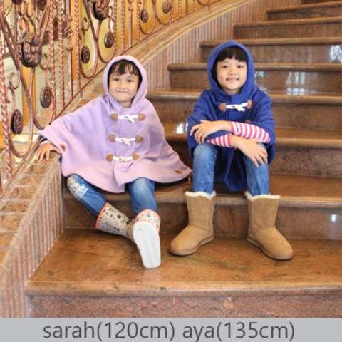 Cuddle Me Baby Cape - Jaket Multifungsi untuk Bayi & Anak Jaket Anak Jaket Lucu Jaket