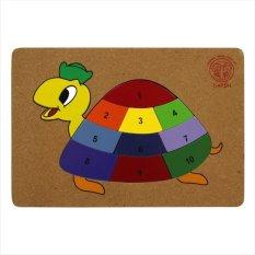 Malva Kayla Toys Maze Kendaraan 2 In 15 Price List of Online Shop Source · Dapin Edutama Puzzle Angka Kura Kura