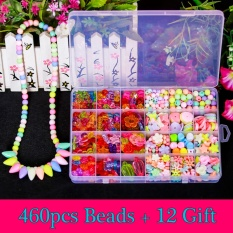 "DIY Kids Beads Colorful Acrylic Bead Bandung Photo: ""-anak Kalung Anak And Kerajinan Gelang-Intl"