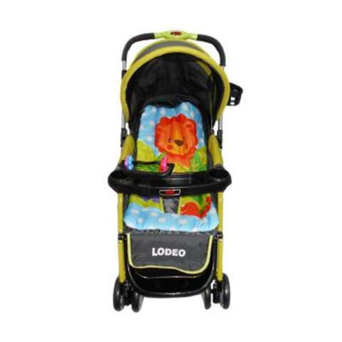 Does Lodeo DS-284 - Baby Stroller / Kereta Dorong Bayi 3 in 1 -