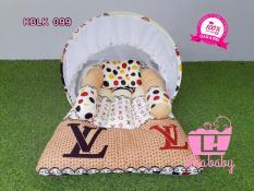 Elha Baby (KBLK 099) Kasur Bayi Kelambu Murah I Tempat Tidur Bayi I Babyshop