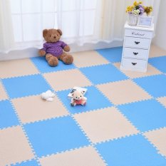 Foam Play Mats (20 Tiles) Kids Playmat Tiles   Non-Toxic Interlocking Floor