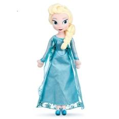 Frozen Boneka Elsa Plush - Biru 20 Inch