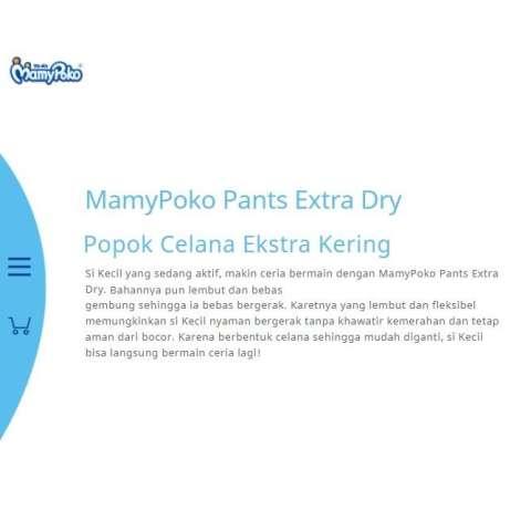 GSG: Mamypoko Pant Extra Dry M-32
