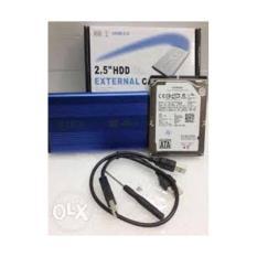 HDD/Hardisk External 500Gb Sata/Ps2/Ps3/Laptop Fullgame PS3