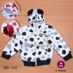 Jaket Bayi Motif JBS-01 / Baju Bayi / Pakaian bayi laki laki perempuan / Perlengkapan bayi