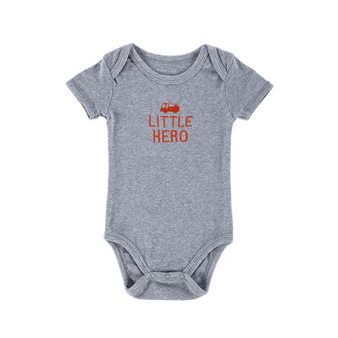 Jiayiqi 3 Buah 0-12 Bulan Bayi Bodysuits Hewan Jumper Baju Monyet Yang Imut