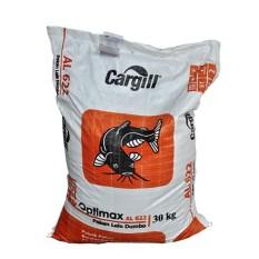 Jirifarm (09399) Pakan Lele Cargill AL-622 3Kg Uk. 2Mm U/ Lele 6-8 Cm