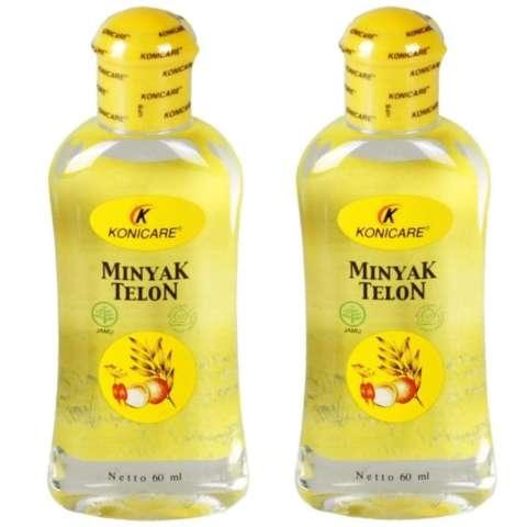 Konicare Minyak Telon 60 ml - 2 Pcs