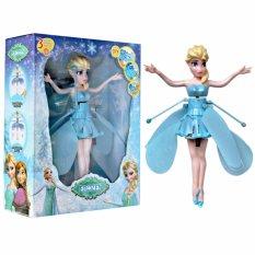 LaCarla Flying Elsa - Boneka Elsa Frozen Sensor Tangan