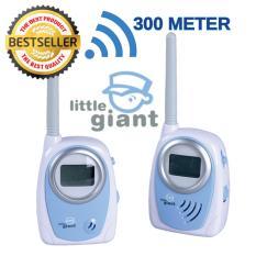 Little Giant Baby Monitor Garansi 2 Tahun (Alat Kontrol Control Suara Bayi Jarak Jauh) model LG5966